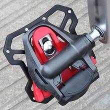 Новинка 1 пара велосипедные Плоские Педали Платформа-адаптер MTB дорожный велосипед части