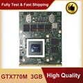 オリジナル GTX770M GTX 770 メートル 3 ギガバイト N14E-GS-A1 グラフィックス映像 Vga Dell の M17X M18X MSI GT60 GT70 GT780 GT683 16F3 16F4 1762 176