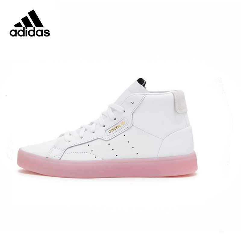 <font><b>Adidas</b></font> <font><b>Originals</b></font> <font><b>Woman</b></font> Skateboarding <font><b>Shoes</b></font> Comfortable Outdoors Sneaker <font><b>Original</b></font> #EE8612 image