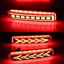 CSCSNL 1 пара светодиодный ных отражающих ламп, задние противотуманные фары, светильник мпер, стоп светильник для Infiniti FX35 FX37 FX50 2009 2010 2011 2012 2013