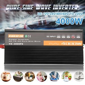 4000W Voltage transformer pure