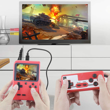 Player Game-Console Tetris Video-Games Handheld Retro Built-In Coolbaby Joystick Classic