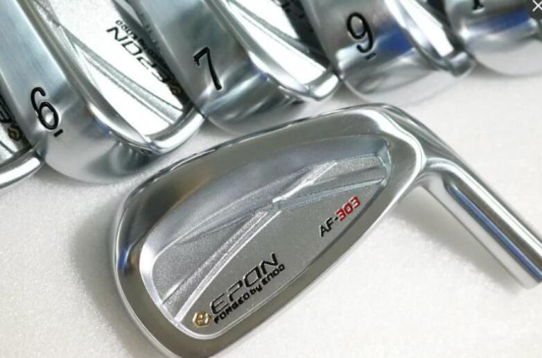 Golf AF-303 Golf Irons Set 4-9P Irons No Shaft Golf Club Set Golf Club Head