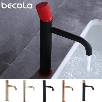 Antique Gold Black Silver Basin Faucet Polish Brass Tap Bathroom Sink Mixer Small Bend