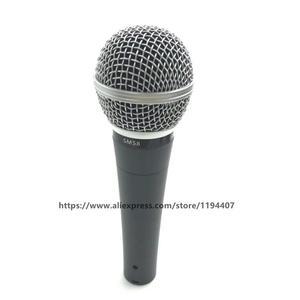 Image 2 - ميكروفون مهني تسجيل استوديو كاريوكي ديناميكي ميك كبسولة الصوتية المحمولة اللاسلكي SM58S للاستوديو المنزل