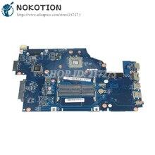 NOKOTION Z5WAE LA B232P MAIN BOARD Voor Acer aspire E5 521 Laptop Moederbord CPU Onboard DDR3 NBMLF11004 NB. MLF11.004