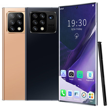 8-core 512 GB Galxy N25 + Smartphone Vollbild Android 10,0 Gesicht ID Dual Kamera 4G Smart Mobile handy Globale Version