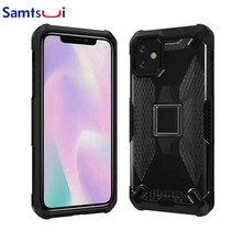 Samtsui TPU+PC Case For IPhone11 Iphone11Pro ProMax Wing Robot Ultra-thin Protective Cover New Iphone Capa Coque