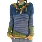 Women Casual Knit Sw...