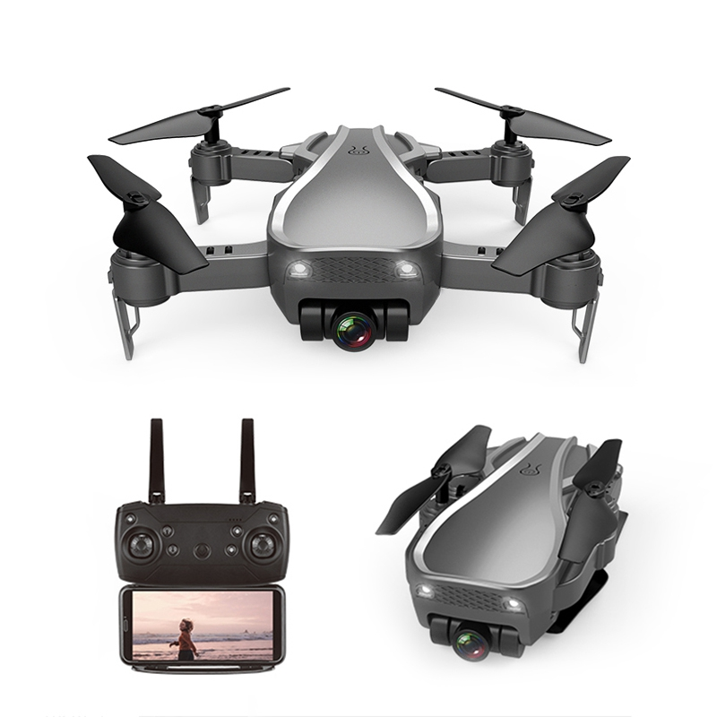 Mini Drone 4K Professional RC Quadcopter With Camera HD Fpv Drones Wifi Dron Toys For Boys Gifts Drone With Daul Cameras 4K Dron