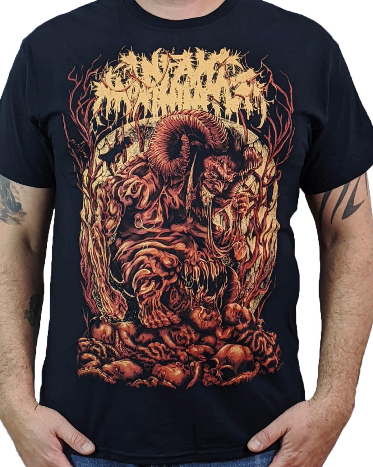 Infant Annihilator (Childchewer) Mens T-Shirt