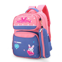 Jiang Hao New Style CHILDREN'S School Bags Schoolbag for Elementary School Students Customizable Printed Words Printed Logo Back