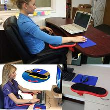 Soft High Qunity Game Mouse Pat Silicone Soft 3D Mouse Pad With Wrist Rest Support Mat For Gaming PC Laptop 3 Colors Desk Pads