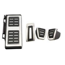 Couvercle de frein et d'embrayage pour pédales de voiture, pour VW Golf 7 VII GTi MK7 Passat B8 Seat Leon Skoda Octavia A7 Rapid pour Audi A3 8V