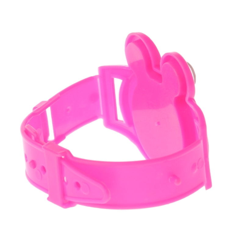 10Pcs Kawaii Crab Shape Maze Ball Game Puzzles Watch Toys For Baby Kids Children 72XC
