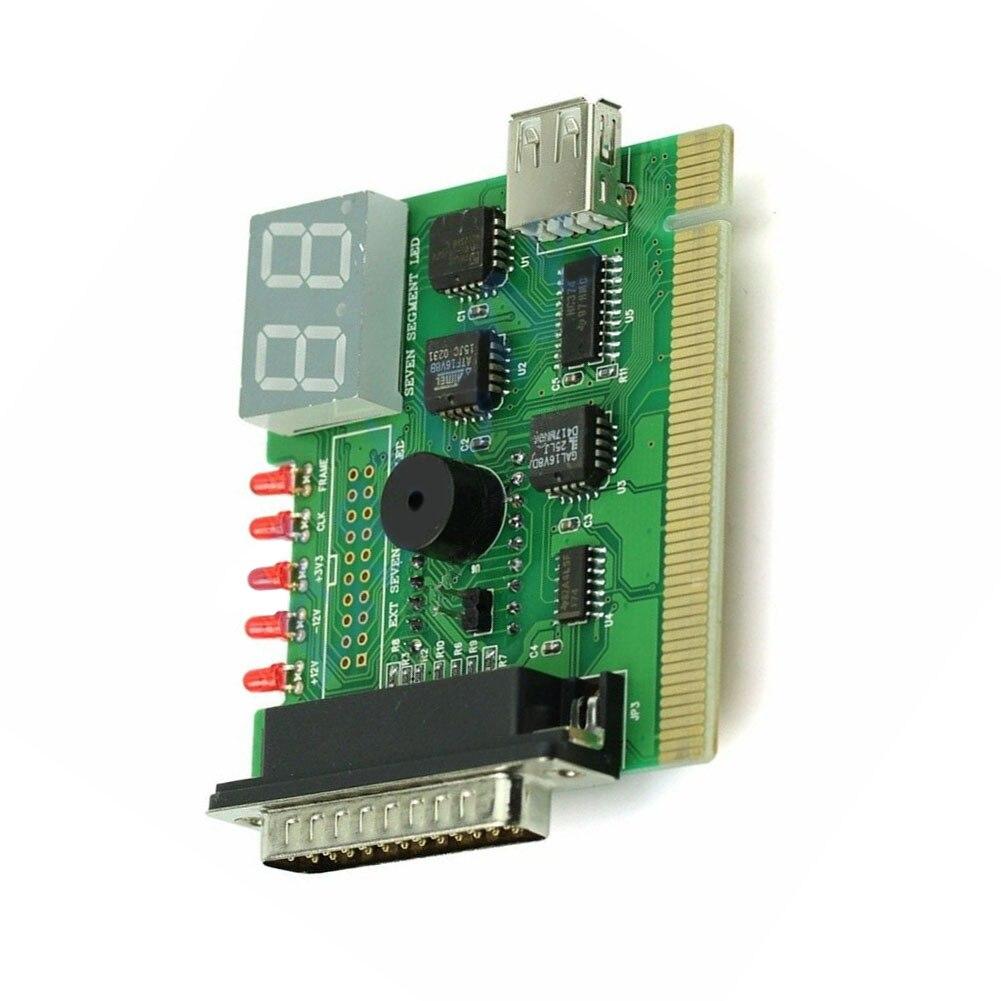 Diagnostic-Card Light-Analyzer Code-Post-Tester Computer Digital Notebook USB PC Desktop