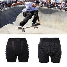 Спортивные шорты для катания на лыжах, катания на коньках, шорты для сноубординга, защита бедра