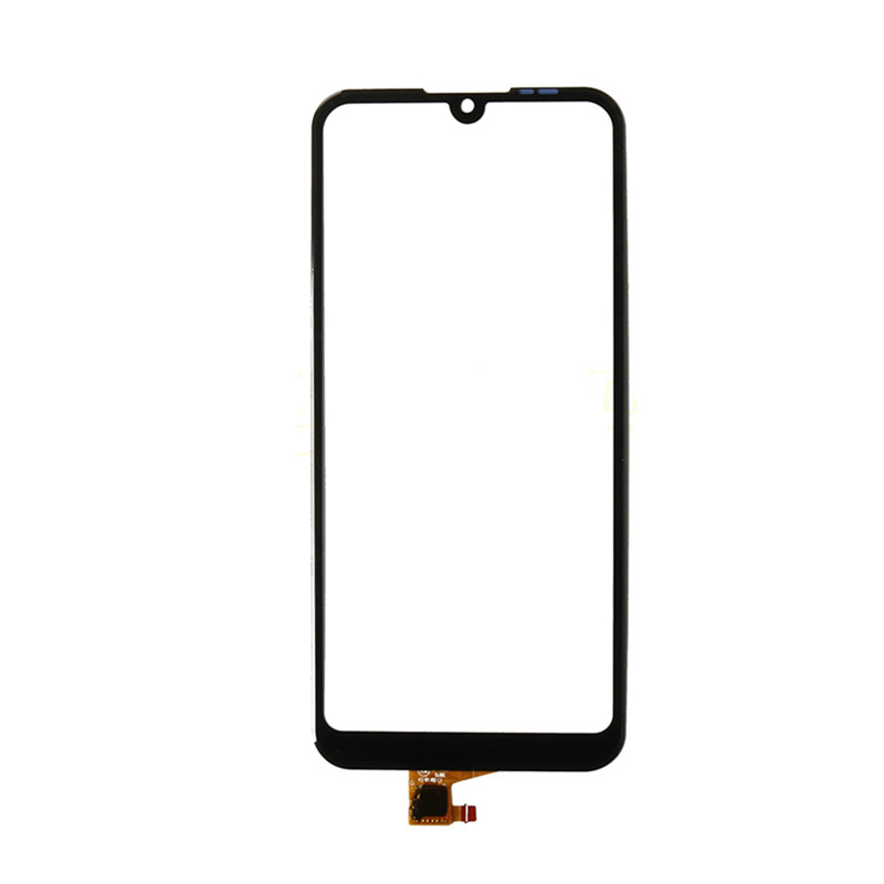 Honor8A Outer Screen For Huawei Honor 8A Digitizer Sensor Front Touch Panel LCD Display Out Glass Cover Repair Replace Parts
