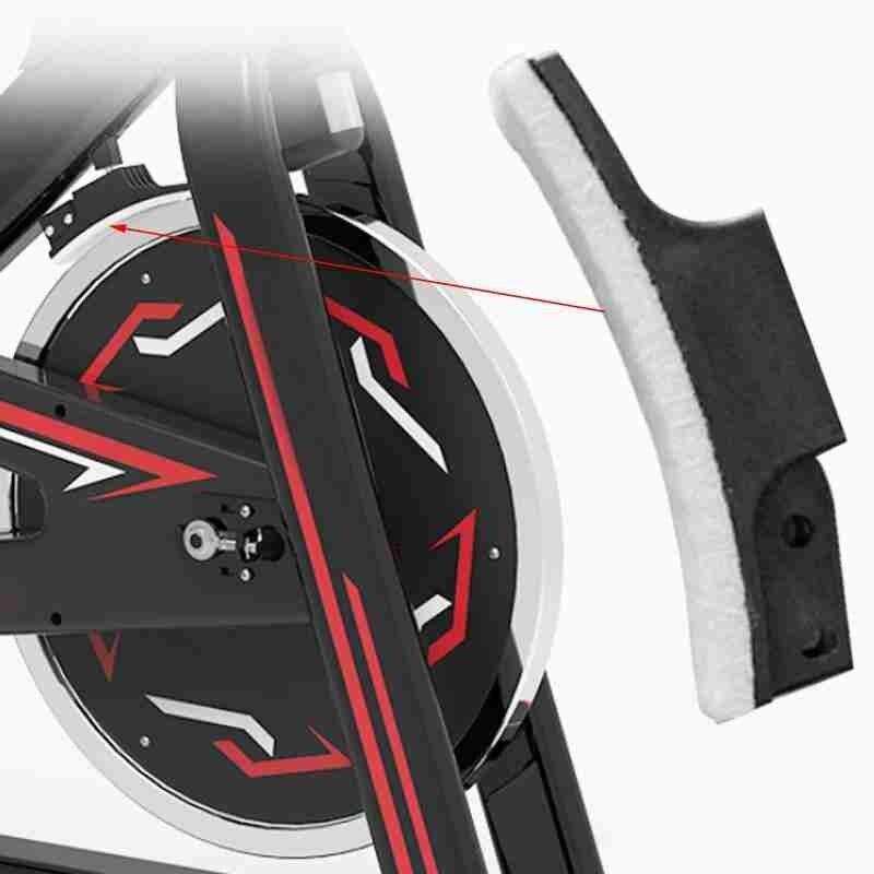 Universal Spinning Bike Brake Pad Exercise Bike Brake Pad Pads Hairy L4P8