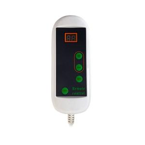 Image 5 - Máquina Eléctrica de oscilación aeróbica para pies oscilantes, masajeador de fisioterapia para cintura, dispositivo de tracción de columna vertebral Cervical y lumbar