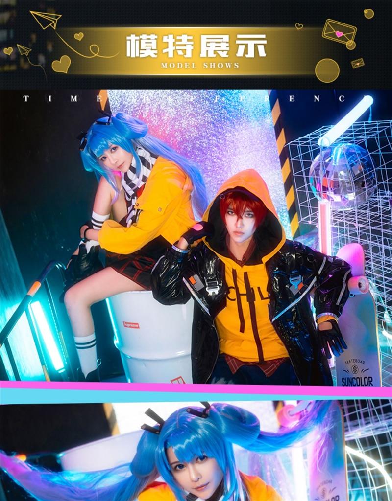 shangxiang tempo viajante dia dos namorados vestido adulto cosplay traje