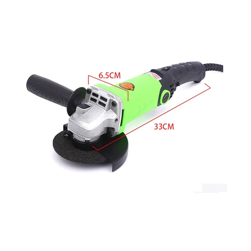 220V 1350W Multi-function Speed Angle Grinder Grinding Cutting Polishing Drilling Power Tools