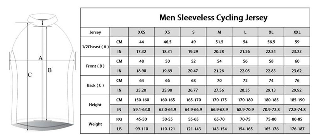 de ciclismo curto maillots dos homens verão