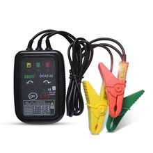 DYXZ 02 Sequenza di Fase Rivelatore Misuratore di Fase Non Contatto Rilevatore Indicatore Detector Meter Display A LED 3 Fase Tester