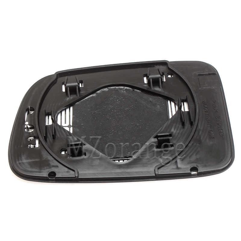 Lente de Cristal de espejo Retrovisor lateral de coche para HONDA CRV CR-V RD1 RD5 RD6 RD7 RD8 2002 2003 2004 2005 2006 con calentador