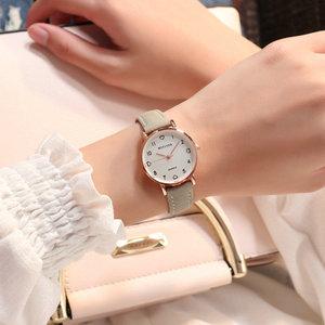 Image 3 - Simple Watch Women Watch Leather Fashion Casual Quartz Wrist Watch Ladies Watch Female Clock relogio feminino reloj mujer