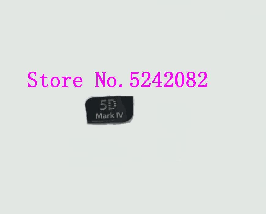 New Original Logo / Model /name Plate Repair Parts For Canon For EOS 5D Mark IV 5DIV 5D4 DS126461 SLR
