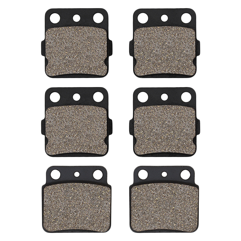 Rear Brake Pads For Arctic Cat TRV 1000 Cruiser 2011 2012 2013 2014