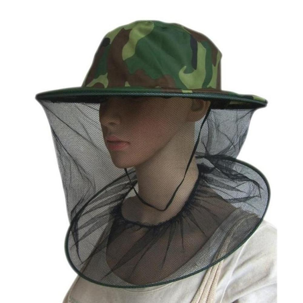 All Seasons Anti-mosquito Bee Bug Insect Outdoor Fishing Sting Proof Mesh Cap