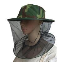 Wszystkie sezony Anti mosquito Bee Bug Insect Outdoor Fishing Sting Proof czapka z daszkiem w Osłony dla roślin od Dom i ogród na