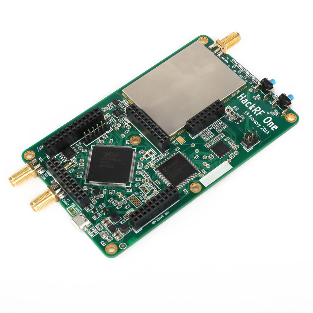 Image 2 - 2019 Latest Version PORTAPACK + HACKRF ONE 1MHz to 6GHz SDR + Metal Case + 0.5ppm TXCO + Havoc Firmware Programmed-in Demo Board from Computer & Office