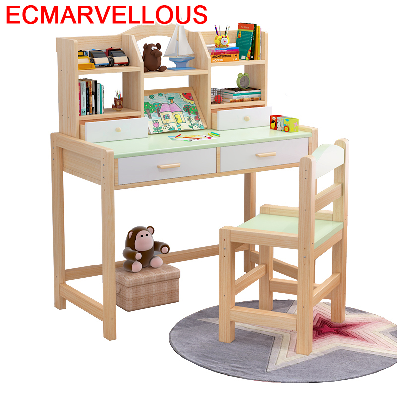Tavolo Per Bambini Pour Children And Chair Silla Y Infantiles Adjustable Bureau Enfant Mesa Infantil For Kids Study Table