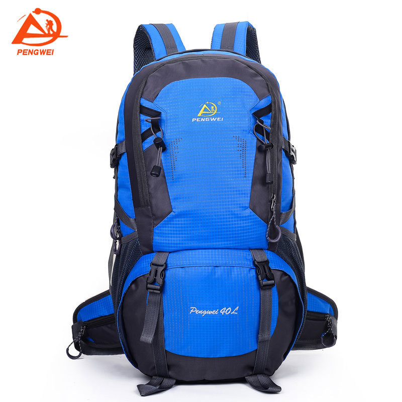 Special Offer 2015 New Style Outdoor Hiking Genuine Product Mountaineering Bag Large Capacity Travel Bag Backpack 40L Men And Wo