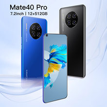 Global version Optional Mate 40 Pro Mobile Phone 6.46inch OLED Octa Core Cheap cell phone free shipping 5Gwifi smart phone