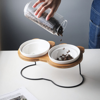 Cartoon Patterns Ceramic Bowls 2