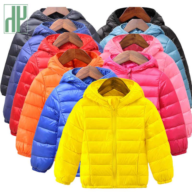 1-7 años Baby Girls Boys Parka Chaqueta ligera para niños con capucha de algodón chaqueta de invierno para niños chaqueta de primavera otoño para niños pequeños prendas de vestir exteriores