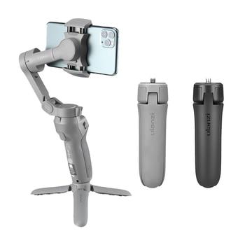цена на Portable Mini Tripod for DJI OSMO Mobile 2 Handheld Gimbal Phone Stabilizer Holder Stand for Gopro Action Camera FeiYu Zhiyun