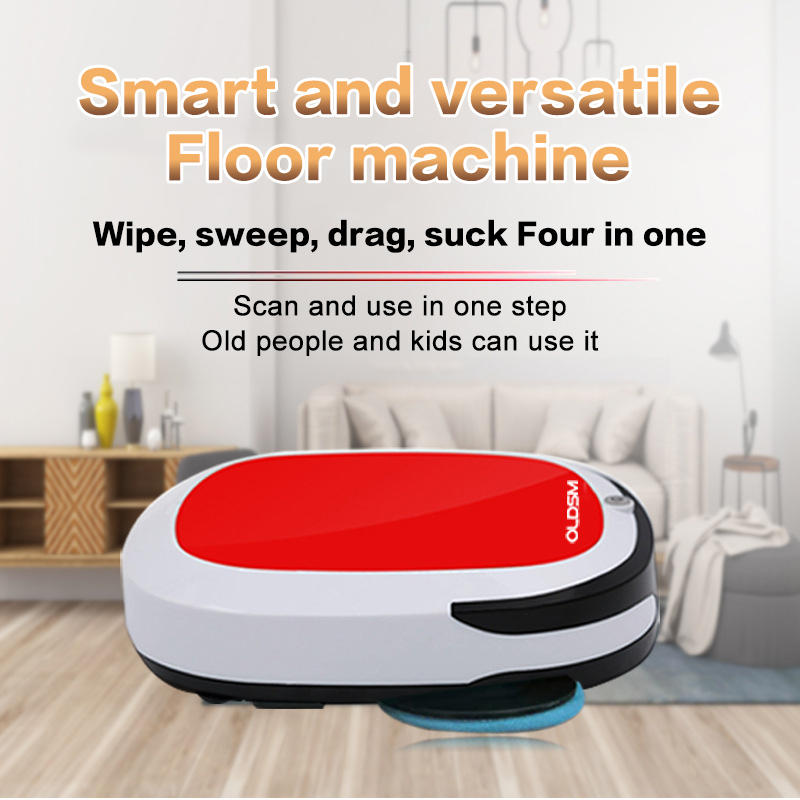 New Upgrade Smart Robot Vacuum Cleaner 3200PA Wet And Dry Mopping Sweeping Suction Cordless Auto Dust Sweeper For Home Cleaning
