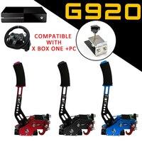 PC drift racing game steering wheel seat bracket linear handbrake For Racing Games Brake System Auto Replacement Parts