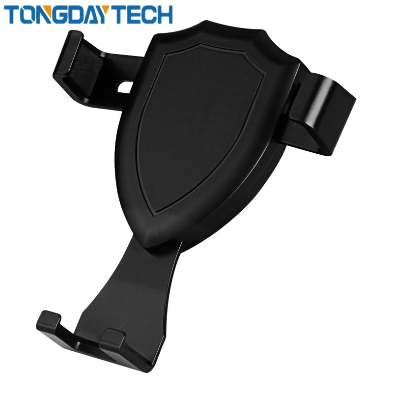 Tongdaytech Car Phone Holder Universal Air Vent Mount Cell Phone Holder For IPhone X 8 7 Samsung Xiaomi Mobile Phone Stander
