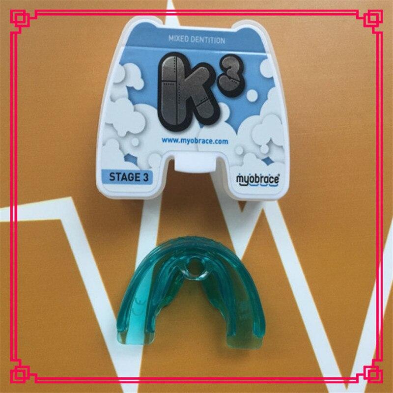 Oral Care Orthiodontic Tool Trainer K3 Kids Teeth/Myobrace For Kids Orthodontic Brace K3