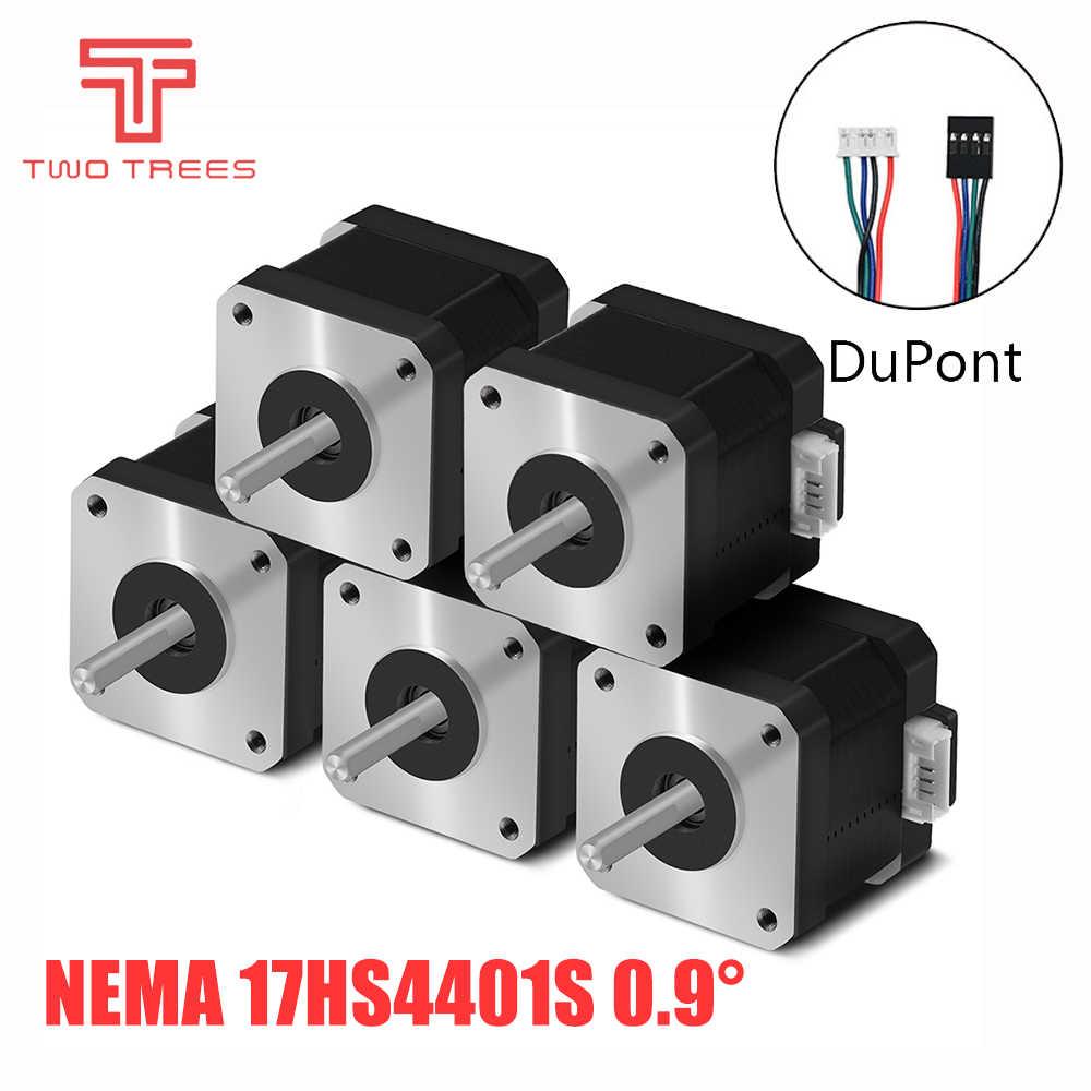 Nema17 Stepper Motor 0.9 degree motor 42 Motor Nema 42BYGH 1.5A 38mm 17HS4401