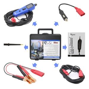 Image 5 - Power Probe Car Electric Circuit Tester Automotive Tools 12V Vgate Pt150 Electrical System Tester as Autek YD208 Autel PS100