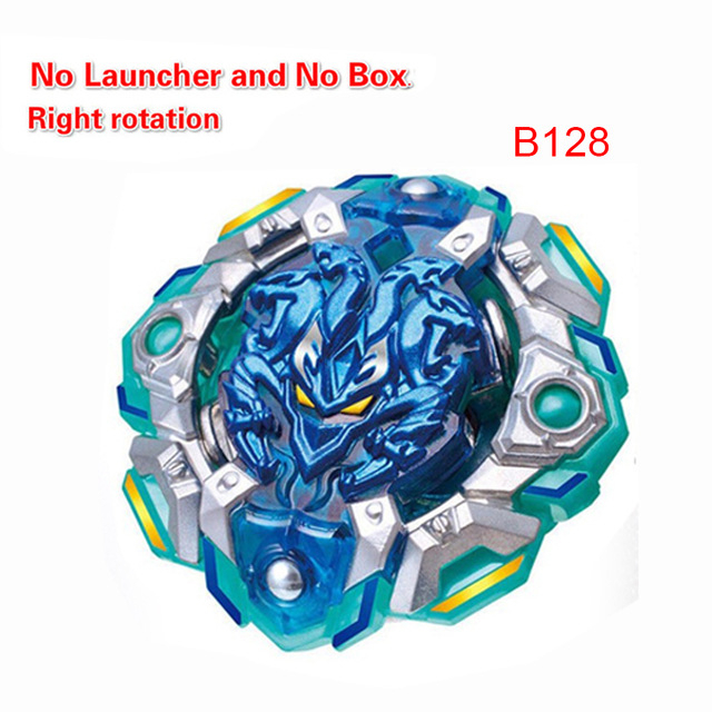 Launchers <font><b>Beyblade</b></font> Burst B28,B122,B125, B127 Metal Toupie Bayblade Burst With Kid Bey Blade Blades Toys Children's Toy Gifts image