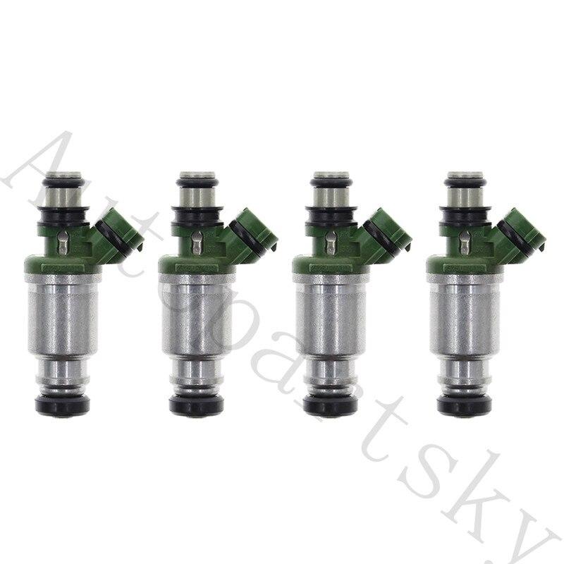 OEM DENSO  Set Of 4 Fuel Injector for  Camry Celica MR2 RAV4 2.2L 2.0L