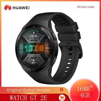 Original HUAWEI Watch GT 2E 100 Workout Modes Smart Watch Heart Rate Tracker Wristband Health Features Sport Tracker SmartWatch